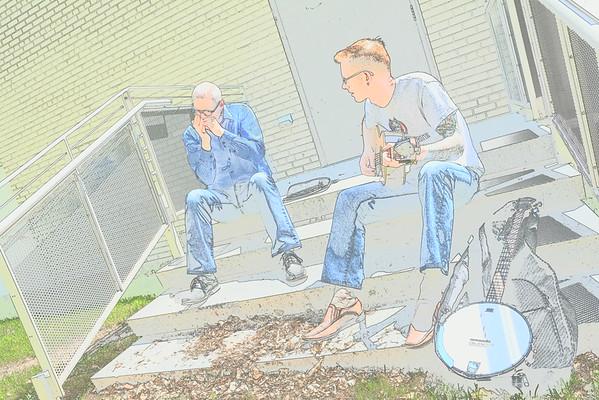 052215 NL Jeff and Adam Jam